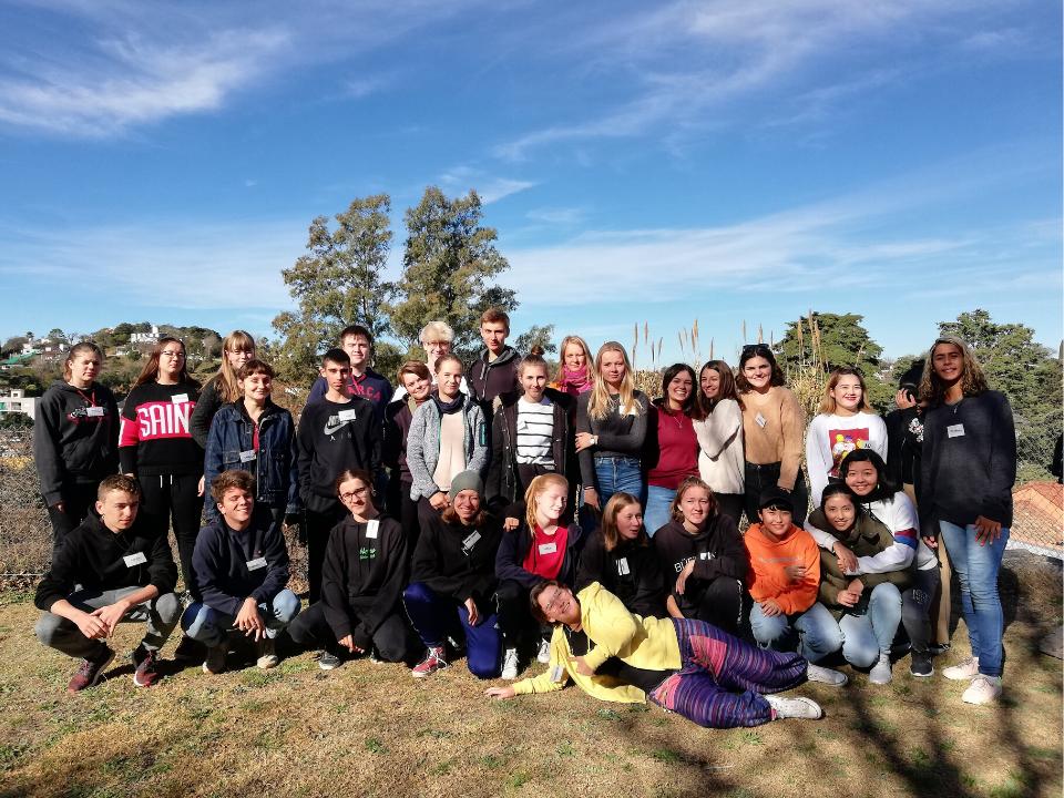 Argentina trip group