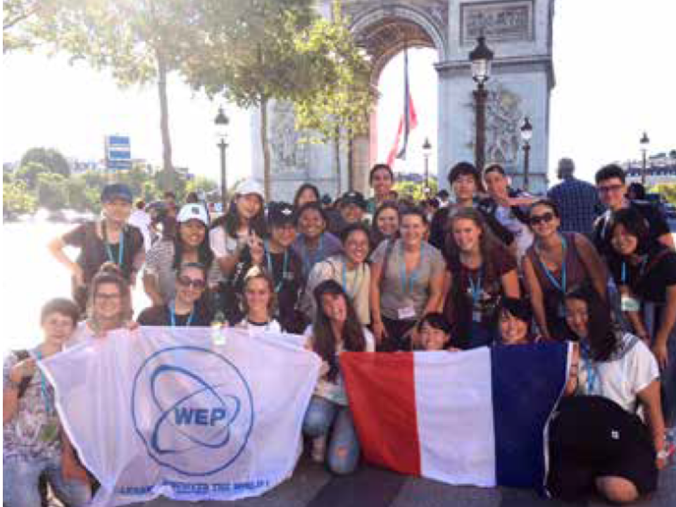 France group orientation