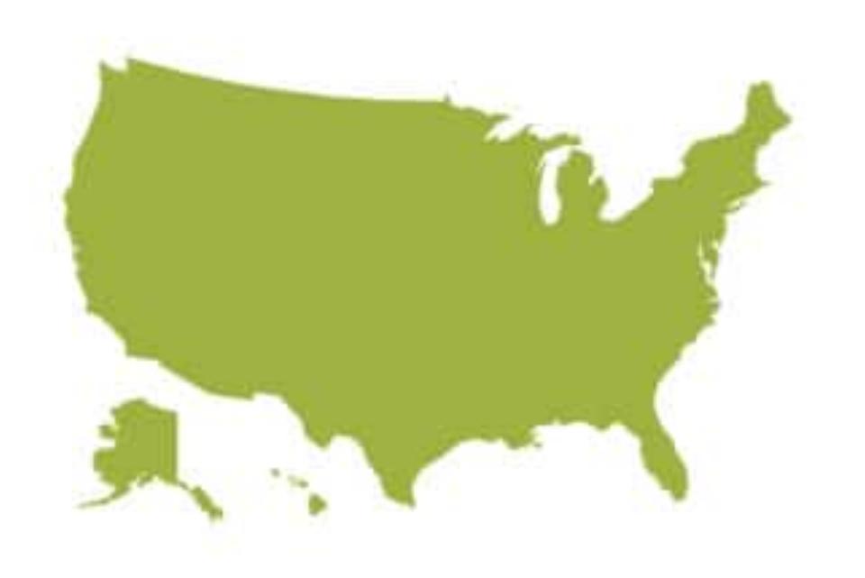 USA state preference