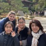japan exchange student with host family