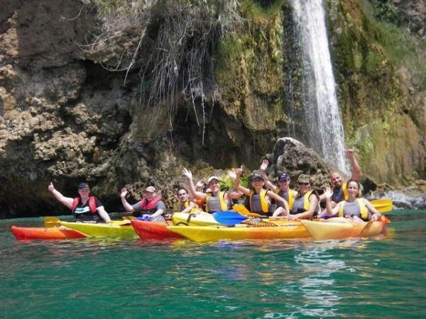 Kayak-activities-Malaca-Instituto