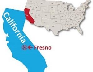 Fresno California public preferred map