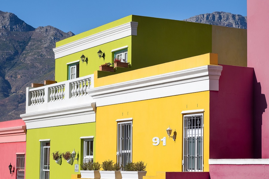 South Africa houses